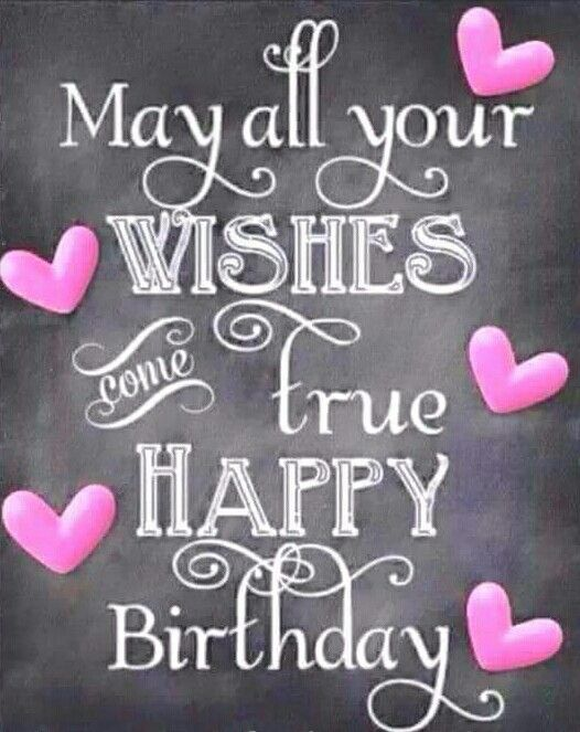 may your wish come true happy birthday ; bffcee6cacb8f7d214ee355095fe022a