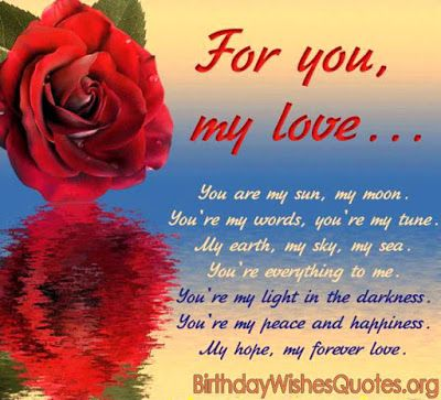 message of happy birthday to my love ; 45ed02af0596f2fd5bc445e162820424--love-poems-for-him-funny-memes