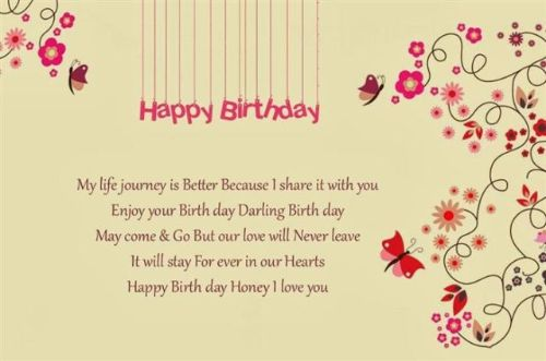 message of happy birthday to my love ; Happy-Birthday-My-Life-Journey-Is-Better-Because-I-Share-It-With-You-Enjoy-Your-Birthday-Darling-Birthday-Happy-Honey-I-Love-You
