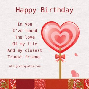 message of happy birthday to my love ; happy-birthday-to-the-love-of-my-life-1-300x300