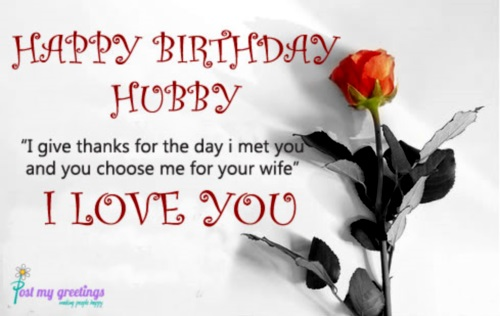 message to husband on his birthday ; happy-birthday-wishes-for-husband-love