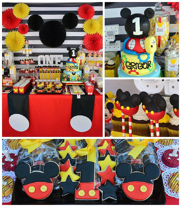 mickey mouse first birthday picture ideas ; d102e381fb4668872cecc62ecb48cb15--mickey-birthday-st-birthday-parties