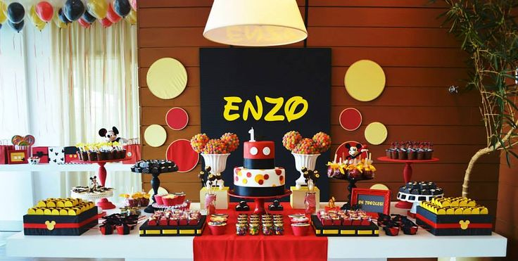 mickey mouse first birthday picture ideas ; fb8d10aba4c4f78efa66b8f8d33100b4--mickey-mouse-theme-party-mickey-mouse-first-birthday