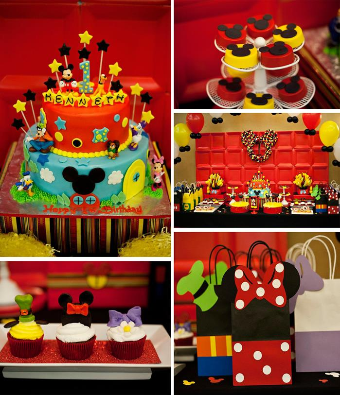 mickey mouse first birthday picture ideas ; mickey-mouse-1st-birthday-ideas