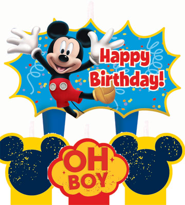 mickey mouse happy birthday images ; A170298