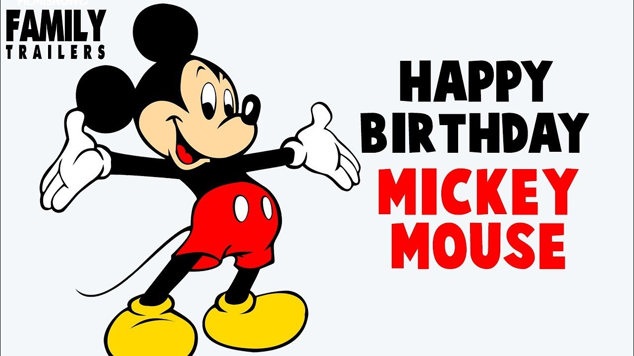 mickey mouse happy birthday images ; maxresdefault-1