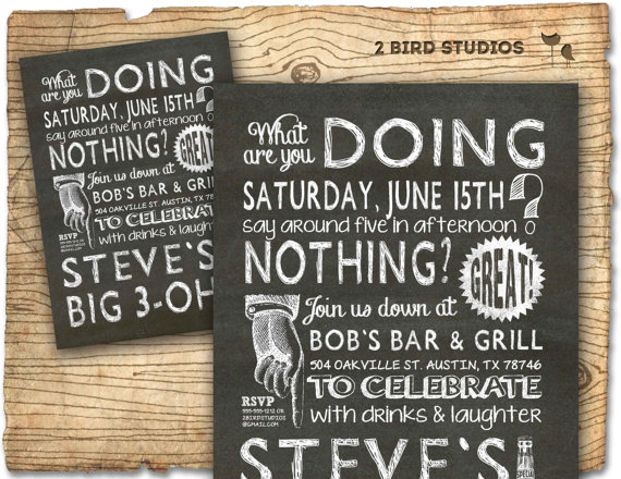 milestone birthday colors ; Milestone-Birthday-Invitations-is-a-combination-of-paper-sizetext-word-art-and-colors-in-a-charming-harmony-2