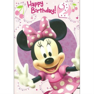 minnie mouse 2nd birthday card ; 2nd-birthday-minnie-mouse-is-the-newest-and-best-concepts-of-outstanding-Birthday-invitations-7