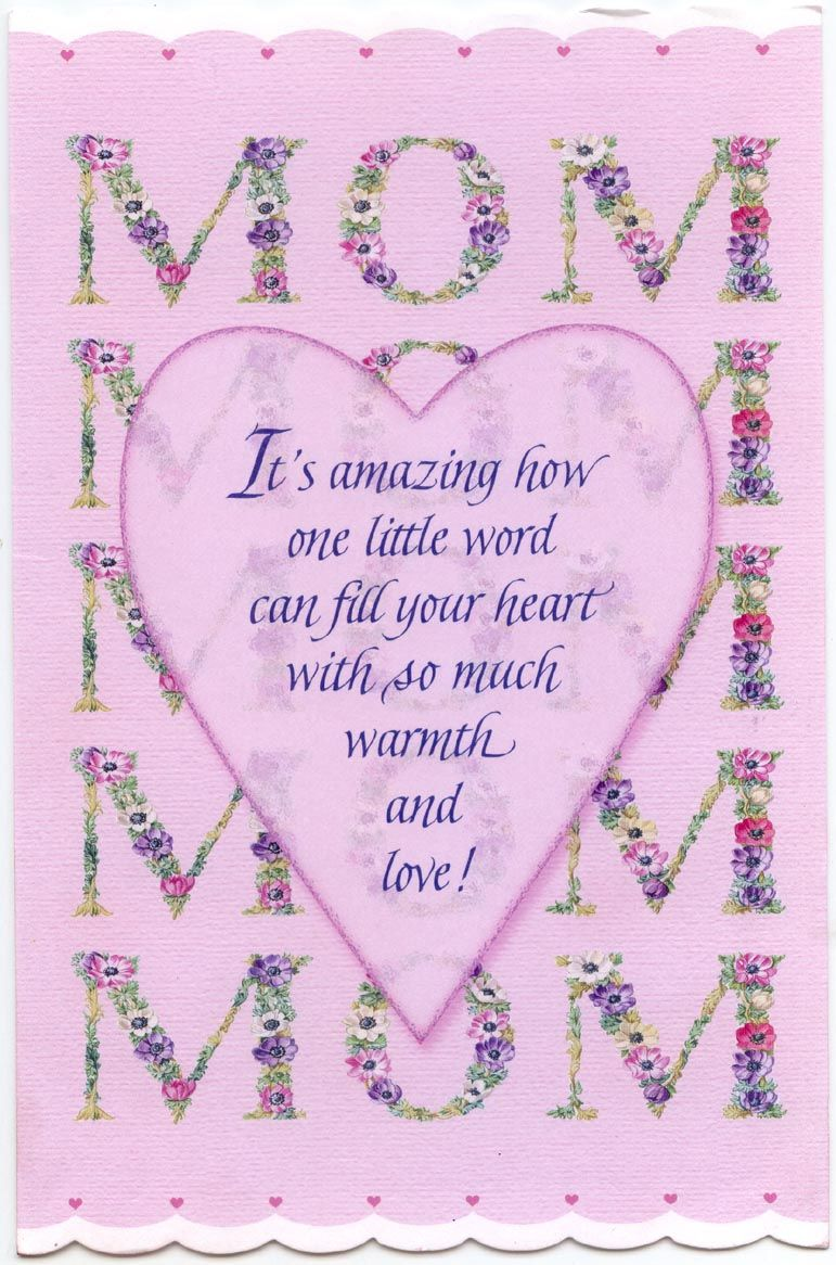 mom birthday card sayings from daughter ; ff74962e0f52855c9fbace5a59c8858f