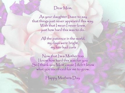 mom birthday card sayings from daughter ; mother-daughter-greeting-cards-12-best-happy-birthday-quotes-images-on-pinterest-a-mother-ideas