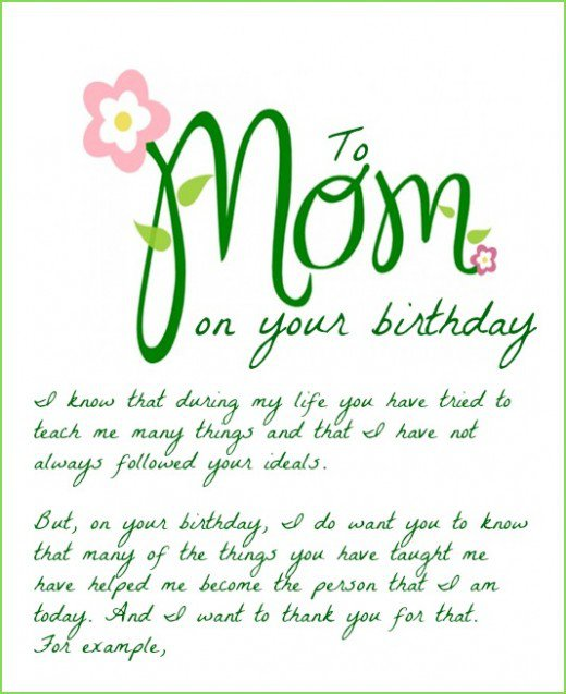 mom birthday card sayings from daughter ; top-Happy-Birthday-Wishes-for-Mom-with-Images