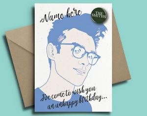 morrissey birthday card ; s-l300-1