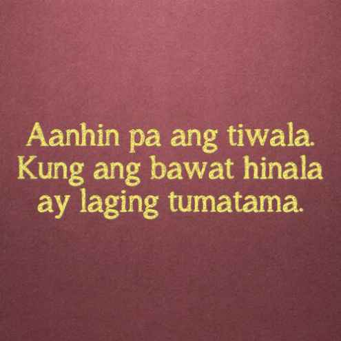 mother birthday message tagalog ; funny-tagalog-love-messages