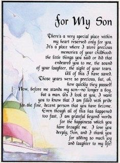 mother to son happy birthday poem ; be77d7d154b24d6fe14d417e1ce19bfc--birthday-verses-birthday-pins
