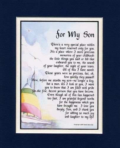 mother to son happy birthday poem ; fd8fcb61e29e1d3a9b6a5d8958d56ce3--son-love-to-my-son