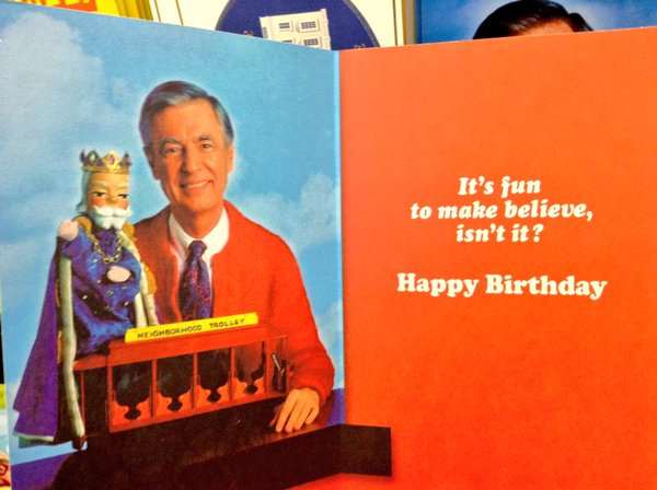 mr rogers birthday card ; B6Q3HaPCYAE_rT_