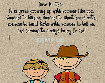 my little brother birthday poem ; poems-for-brothers-birthday-6