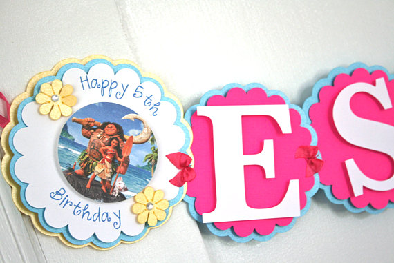 name banner for birthday party ; il_570xN-1
