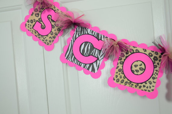 name banner for birthday party ; il_570xN-3
