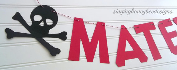 name banner for birthday party ; il_570xN