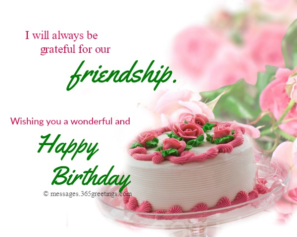 nice birthday message for a friend ; birthday-wishes-for-friends-1