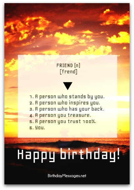 nice birthday message for a friend ; friend-birthday-wishes-2B
