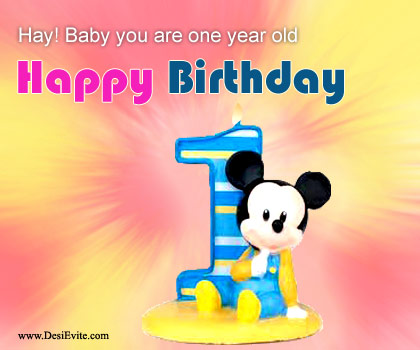one year old birthday card wishes ; Hey-Baby-You-A-Best-One-Year-Old-Birthday-Card