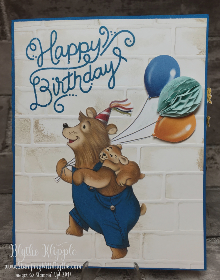 overnight birthday card delivery ; wonderful-of-birthday-card-delivery-fussy-cut-bear-added-to-front-distressed-brick-along-with