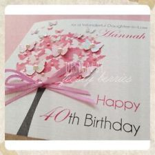personalised 40th birthday card for daughter ; a73566ce77b06954e0f16c3f04ed80cb--th-birthday-special-birthday