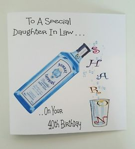 personalised 40th birthday card for daughter ; s-l300-2