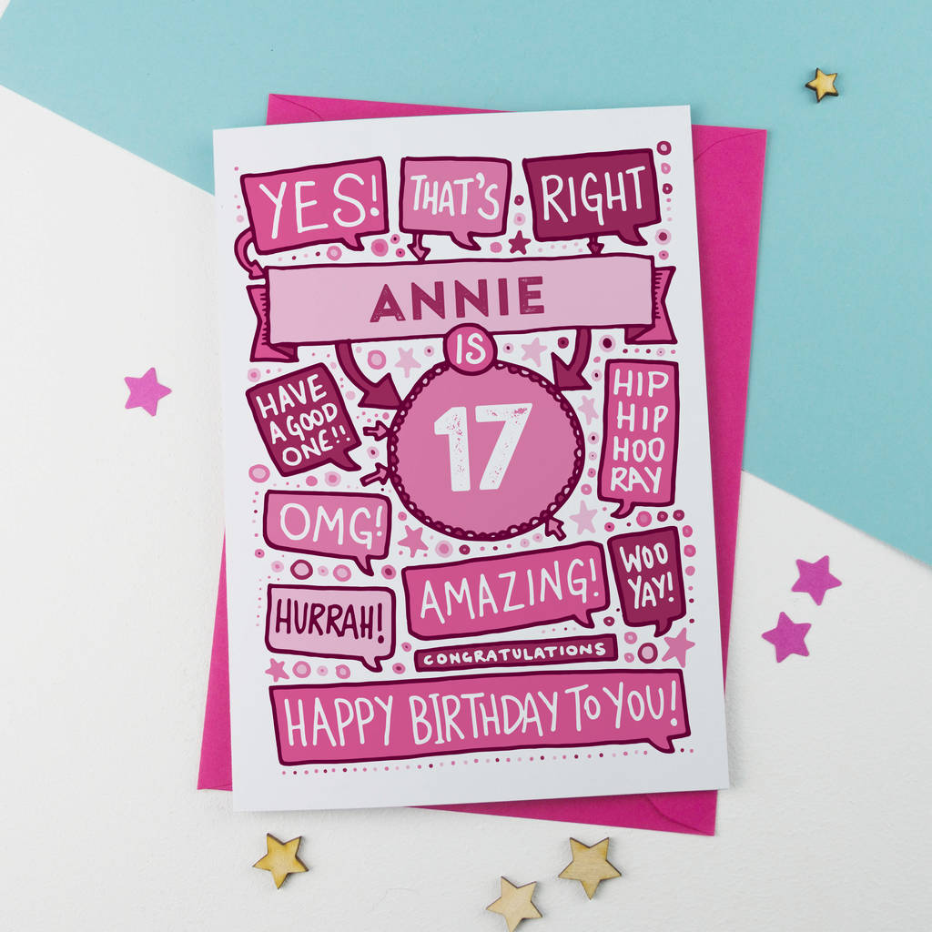 personalised bday cards ; original_17th-thats-right-personalised-birthday-card-pink