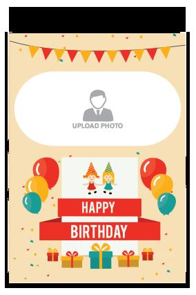 personalised birthday greeting cards ; 13_10_355