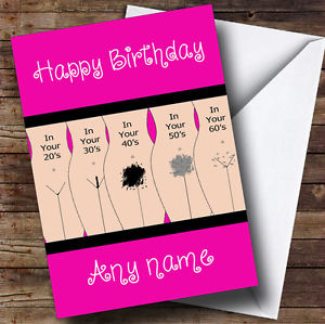 personalised birthday greeting cards ; s-l300