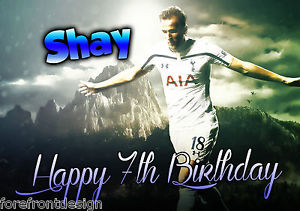 personalised spurs birthday card ; s-l300-3