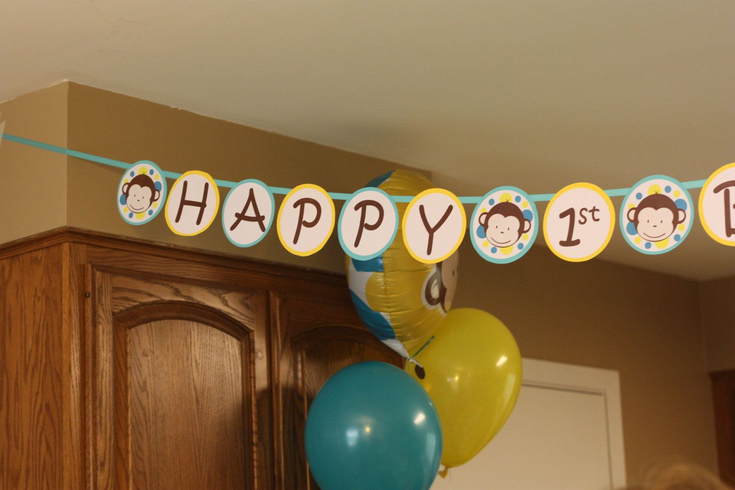 personalized birthday banners for 1st birthday ; 21deeefa77b9f82daeace27281eb0449