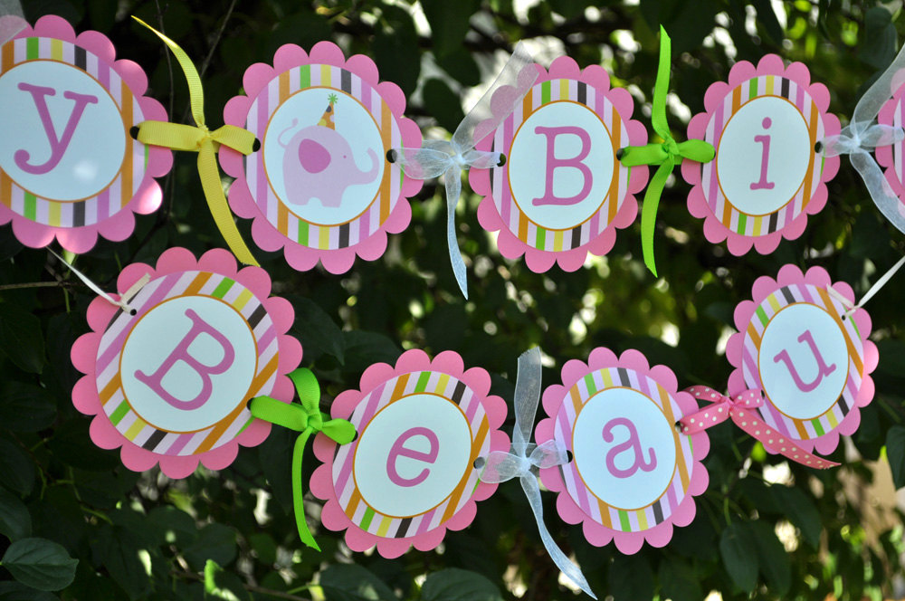 personalized happy birthday banner ; happy-birthday-banner-elephant-and-giraffe-stripes-birthday-party-decorations-personalized-banner-5b00621e