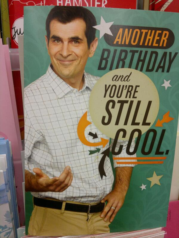 phil dunphy birthday card ; BTbmKOCCUAEGc71