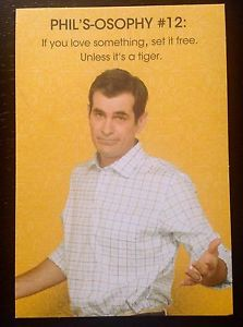 phil dunphy birthday card ; s-l300