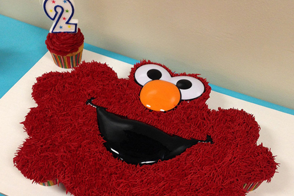 photo birthday cake designs ; cartoons-and-animated_-characters-for-kids