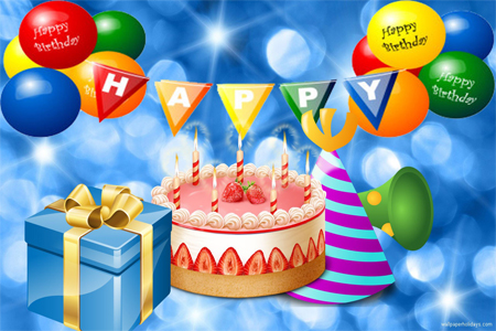 picture of birthday cake and balloons ; happy-birthday-pictures-balloons