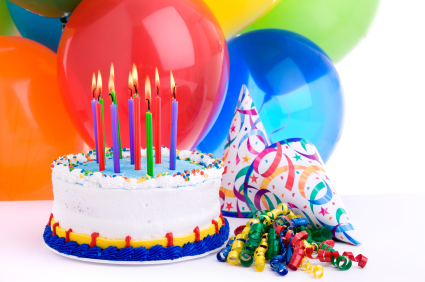 picture of birthday cake and balloons ; impressive-inspiration-happy-birthday-cake-and-balloons-images