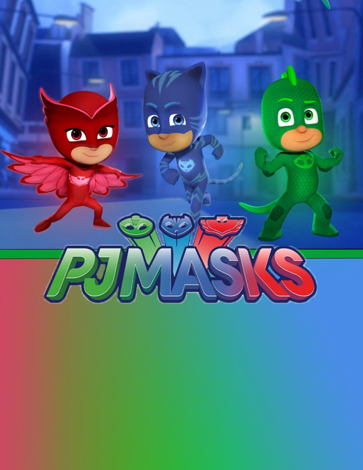 pj masks birthday invitation template ; 4723e24dbae7d97f1800bfa5c0aeeb69