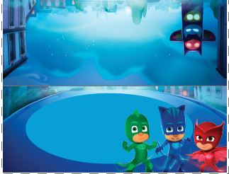 pj masks birthday invitation template ; PJ-Masks-favor-toppers