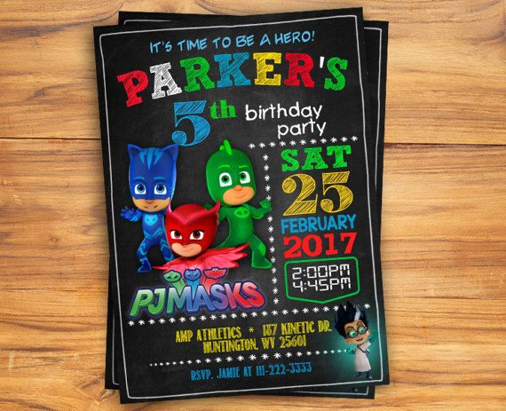 pj masks birthday invitation template ; pj-mask-invitation-template-elegant-pj-masks-invitations-pj-masks-birthday-party-invitation-digital-of-pj-mask-invitation-template