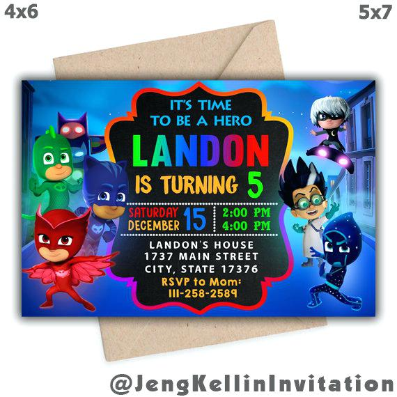 pj masks birthday invitation template ; pj-mask-invitation-template-masks-invitation-masks-birthday-invitation-masks-party-masks-invite-masks-printable-masks-download-masks-digital-pj-mask-invitation-template-free