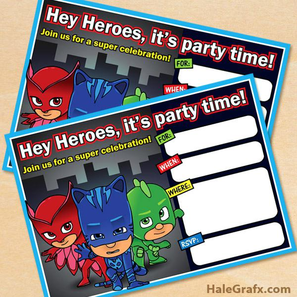 pj masks birthday invitation template ; pj-masks-invitation-template-free-printable-masks-birthday-invitation-invitation-letter-for-visa