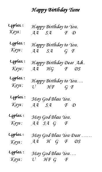 play happy birthday on keyboard ; how-to-play-happy-birthday-on-keyboard-6