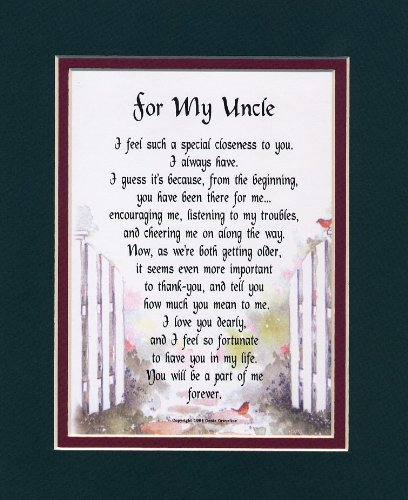 poem for my uncle on his birthday ; 51wMUoaPl0L