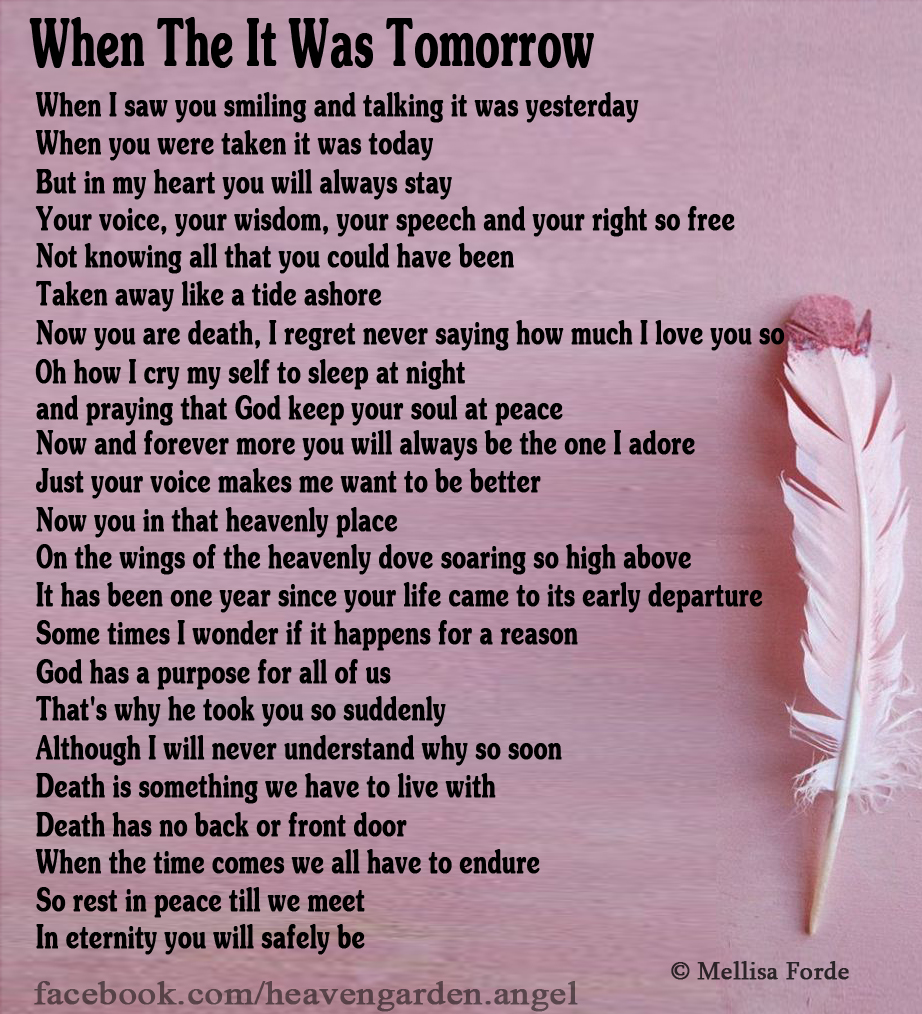 poem for my uncle on his birthday ; Tribute-Poems-To-Uncle-1