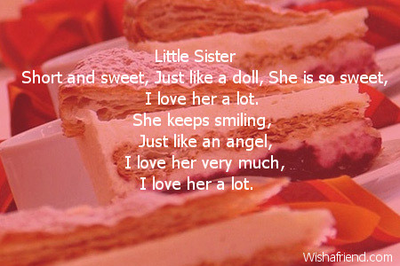 poem to your sister on her birthday ; 2724-sister-birthday-poems